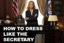 Madam Secretary Style