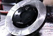 Custom Engraved Rotors / R1 Concepts Engraved Rotors