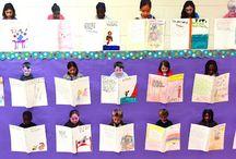 Classroom- Bulletin Board Ideas/Displays / by Jennifer Moulton