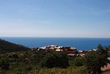 Montaretto - Bonassola - Levanto / sole, mare, silenzio, natura