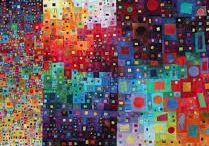 Quilt moderno/contemporaneos