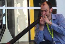Didgeridooschool Bastiaan Baaij