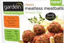 Vegan/Veggie Meat alternatives