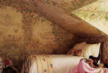 DECORATIVE PAINTING AND MURALS / by Sammie Swanks