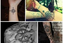 Tatouages / Notre corps sert quelques fois de supports pour laisser place à de véritables œuvres d'art