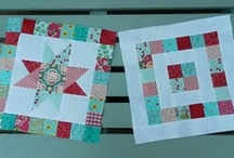 Quilt Blocks / by Terry Thompson
