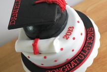 Cakes for Graduation / by glamorous diva