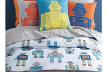 "{Home} K's Room / Products, ideas, and inspiration for creating the perfect ""big boy"" room for K! / by Emily Rosenthal"