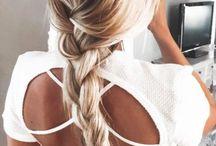 ♡ μαλλιά