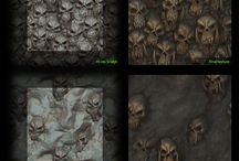 Low Poly Textures