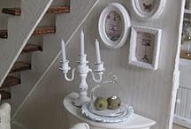 "Dollhouse.Shabbie style furniture""inspiration""."