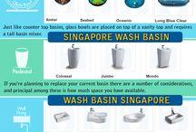 Wash Basin Singapore