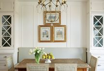 dining room / by Abigail Mae