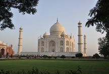 The Taj Mahal / The Taj Mahal is an enduring monument to love, with a continually fulfilling beauty.