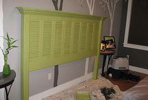 Bedroom Ideas / by Sonya Cook