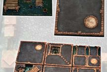 Boardgame : Modular battle board