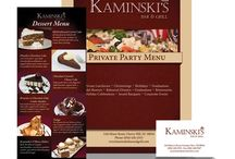 Restaurant Menu Printing / Restaurant menu printing and Printing restaurant menu is easy at NJPRINTANDWEB.COM in New York, backed by a 100% satisfaction guarantee and Free delivery.