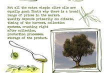 Olives - Oil etc