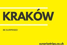 KRAKÓW / Fun tips, tricks and trips should you find yourself in the historic Polish capital of Kraków. Would you like your next trip abroad to be a complete surprise? Find out more about our latest project at http://surprisetrips.co.uk/
