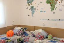 Quartos de criança / Ambientes com muita criatividade para uma decor que estimule nossos pequenos!