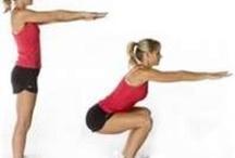 Lower body workouts / by Sandra Hawryluk
