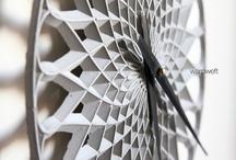Clocks watches / by Anna J Interiors