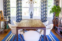home: dining rooms / by Sandra Fleming