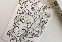 Sketch Cute