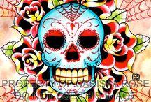 Tattoos / by Kristy Raska