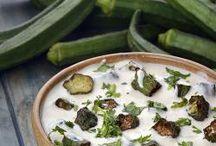 Bhindi Recipes, Ladies Finger