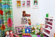 Kids bedroom craft ideas
