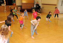 развивающий танец