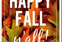 Autumn/Fall is in the Air / by Beverly Smith-Green