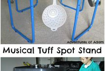 Tuff spot ideas