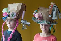 Thema hoeden