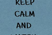 Anime keep calm