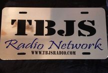 Getting Out The Word / Helping to spread the word about TBJS Radio Network