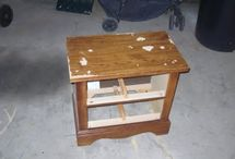 Furniture makeover / by Tracy Budreau