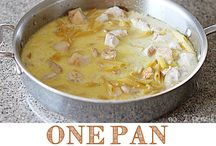 one pot meals / by Shelly Stevens