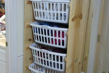 Laundry Room Ideas / by Erica Martin