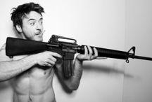 Robert Downey JR. / by Francesca Morgana Di Liberto
