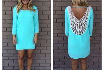 Cute  boutique summer dresses