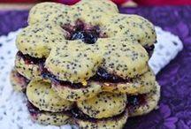 mákos paleo keksz