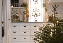 Christmas and Holiday 2013- Silver, Green, and Rustic