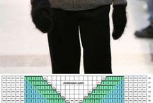 Пуловер мужу