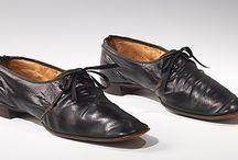 1840's Men's Footwear