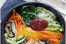 Recipes: Korean Food