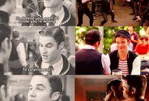Glee/Klaine