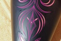 Pinstriping / Inspiration for pinstriping