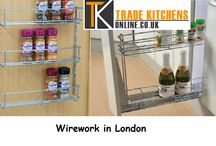 Wirework in London / If you are interested to design sturdy racks and shelves, there is hardly any need to look beyond wirework. The same is available in an array of shapes such as; rectangular and square.